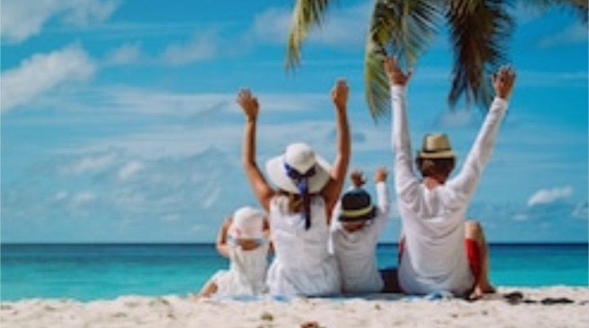 Vacances et famille recomposée
