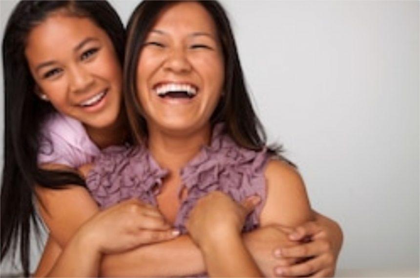 La relation mère-fille