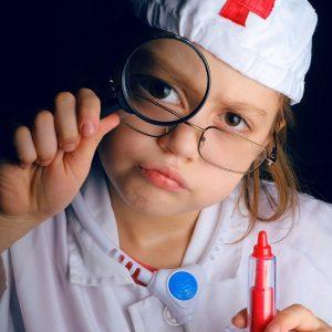 La curiosité sexuelle chez l'enfant: le jeu du docteur