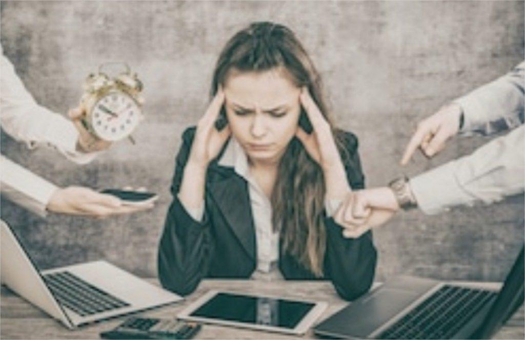 Le burn-out ou épuisement professionnel 1