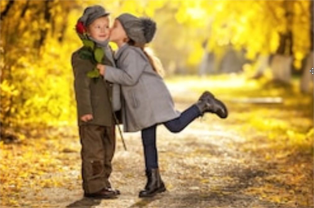 Avoir un amoureux/une amoureuse à l'école 1